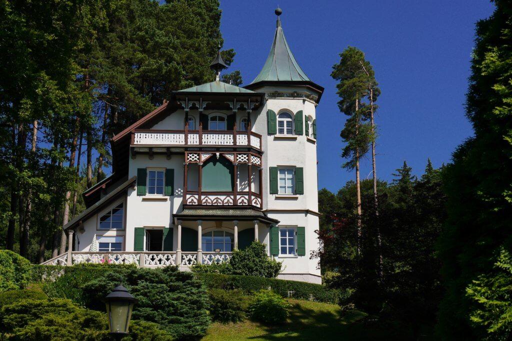Insektenschutz Villa