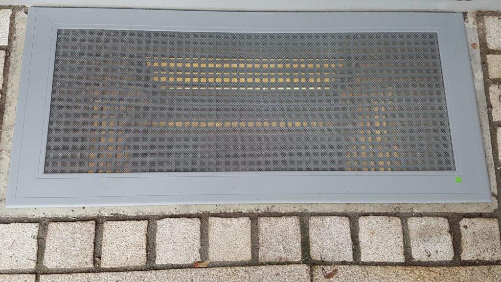 Lichtschachtabdeckung ELSA